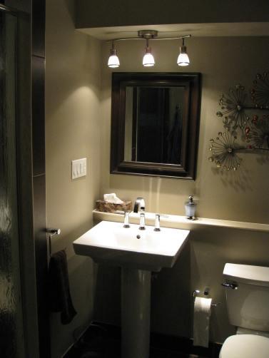 VE bathroom