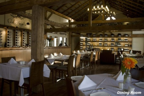winery dining room